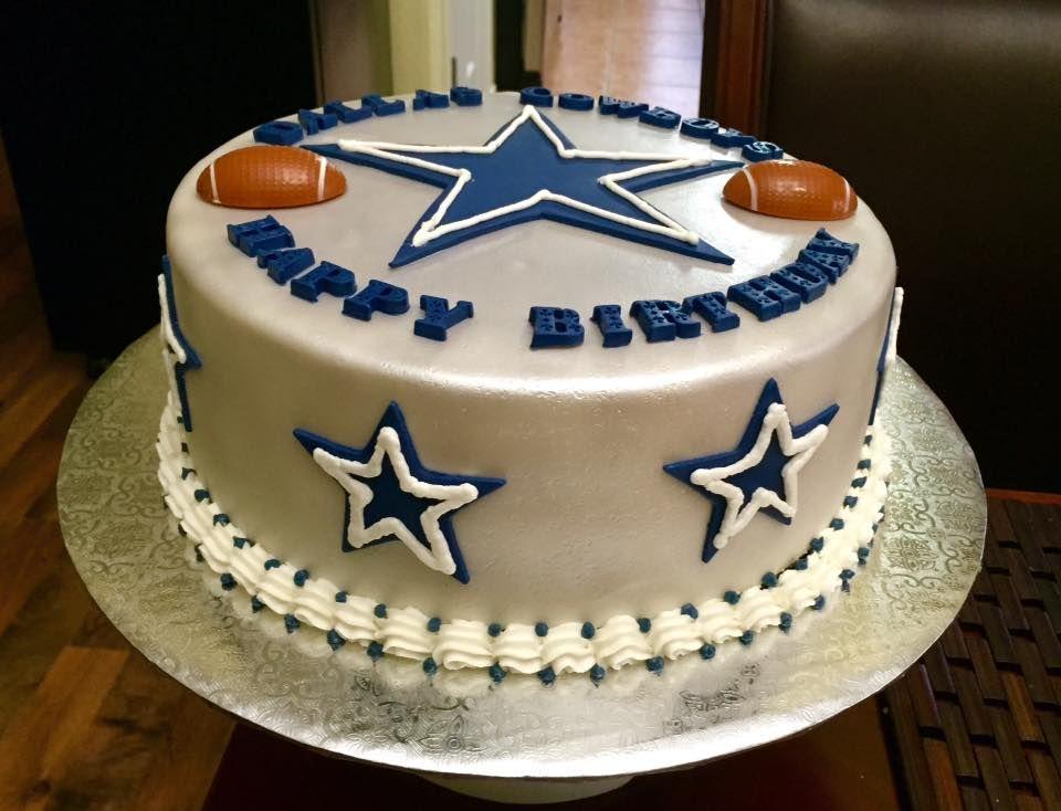 Dallas Cowboys Cake Dallas cowboys cake, Cowboy cakes