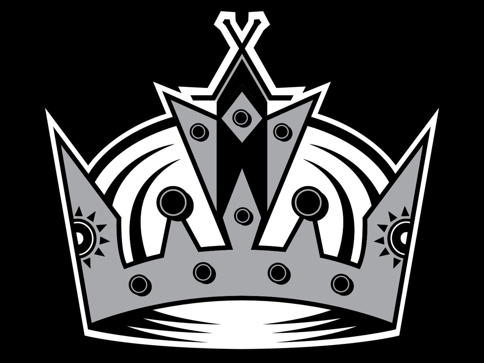 Los Angeles Kings Logo Black Los Angeles Kings Logo Los Angeles Kings Logo Background