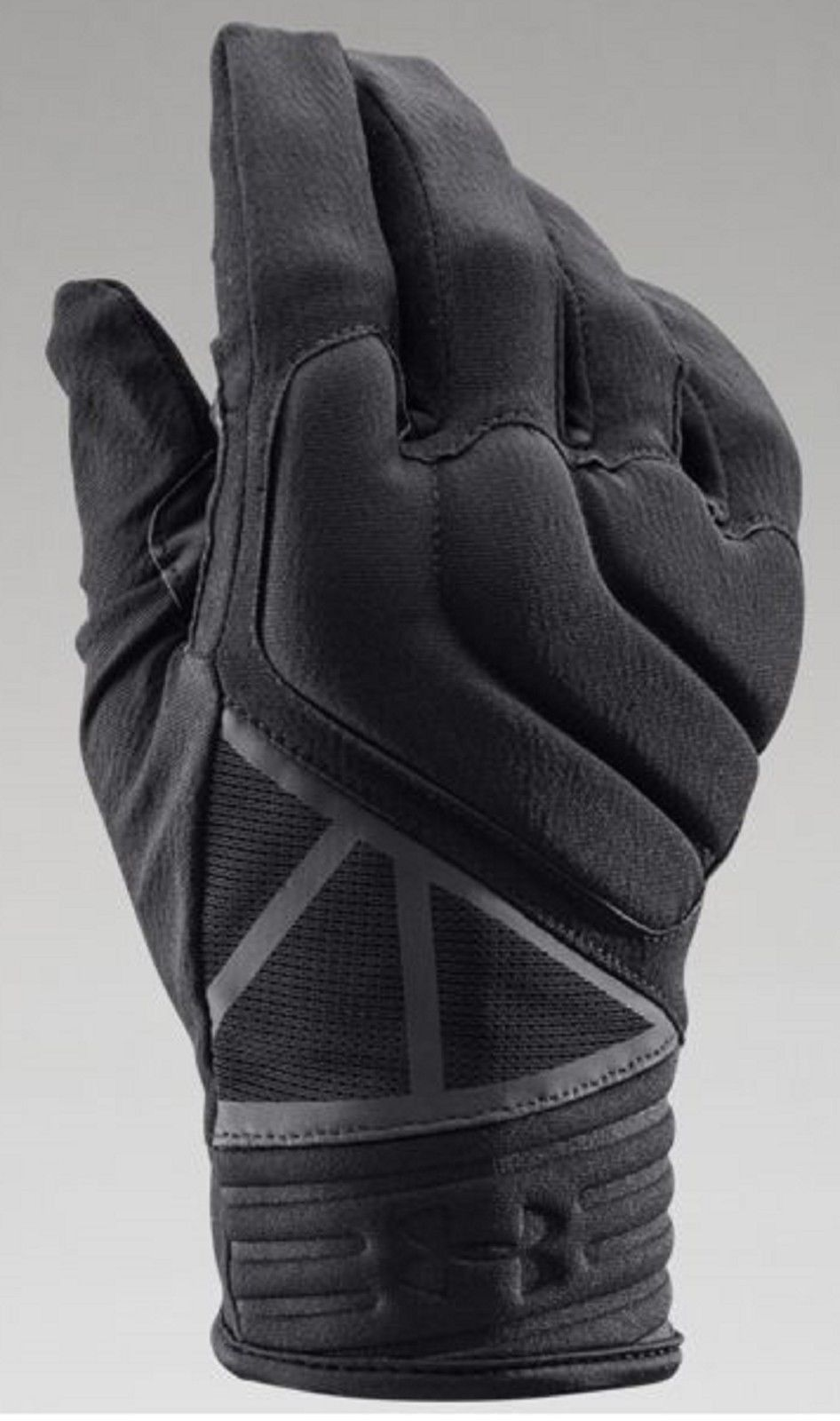 Under Armour Padded Tactical Duty Gloves UA Synthetic Leather Touchscreen  Glove 9ec5962c782
