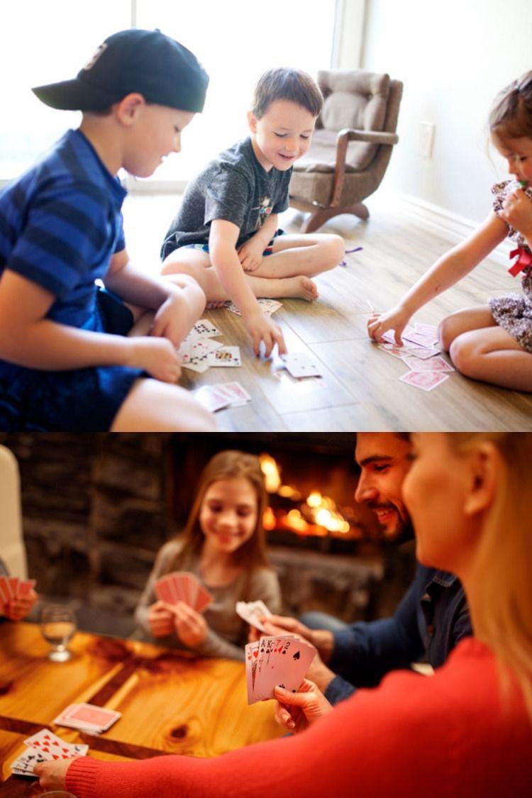 Juegos de cartas fáciles y divertidos para disfrutar en