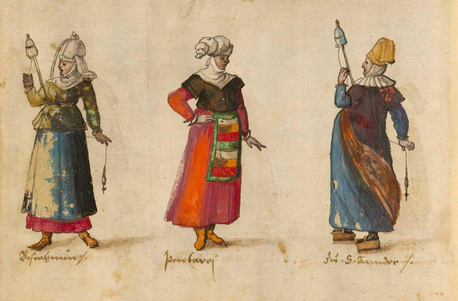 women in western europe