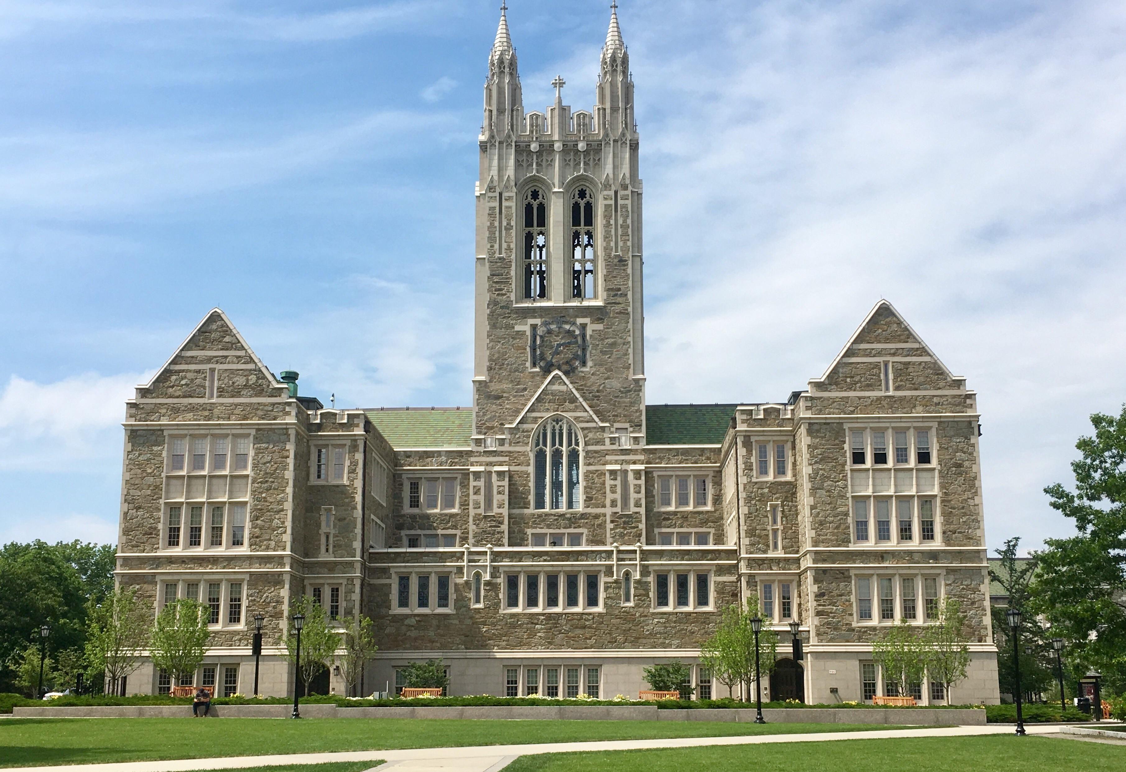 Boston college essay help