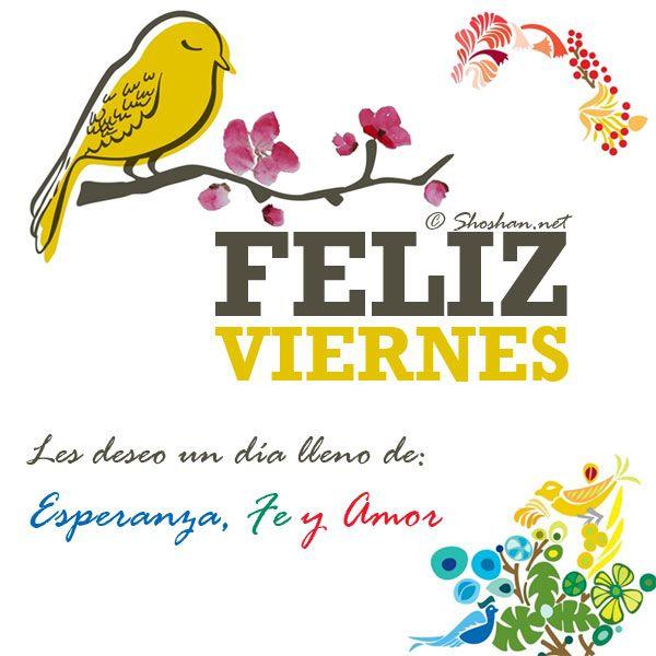 Imagenes Con Frases De Feliz Viernes Feliz Viernes Amor Mensajes