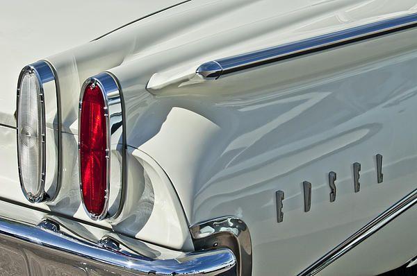 1960 Edsel By Jill Reger Edsel Tail Light Car Ford