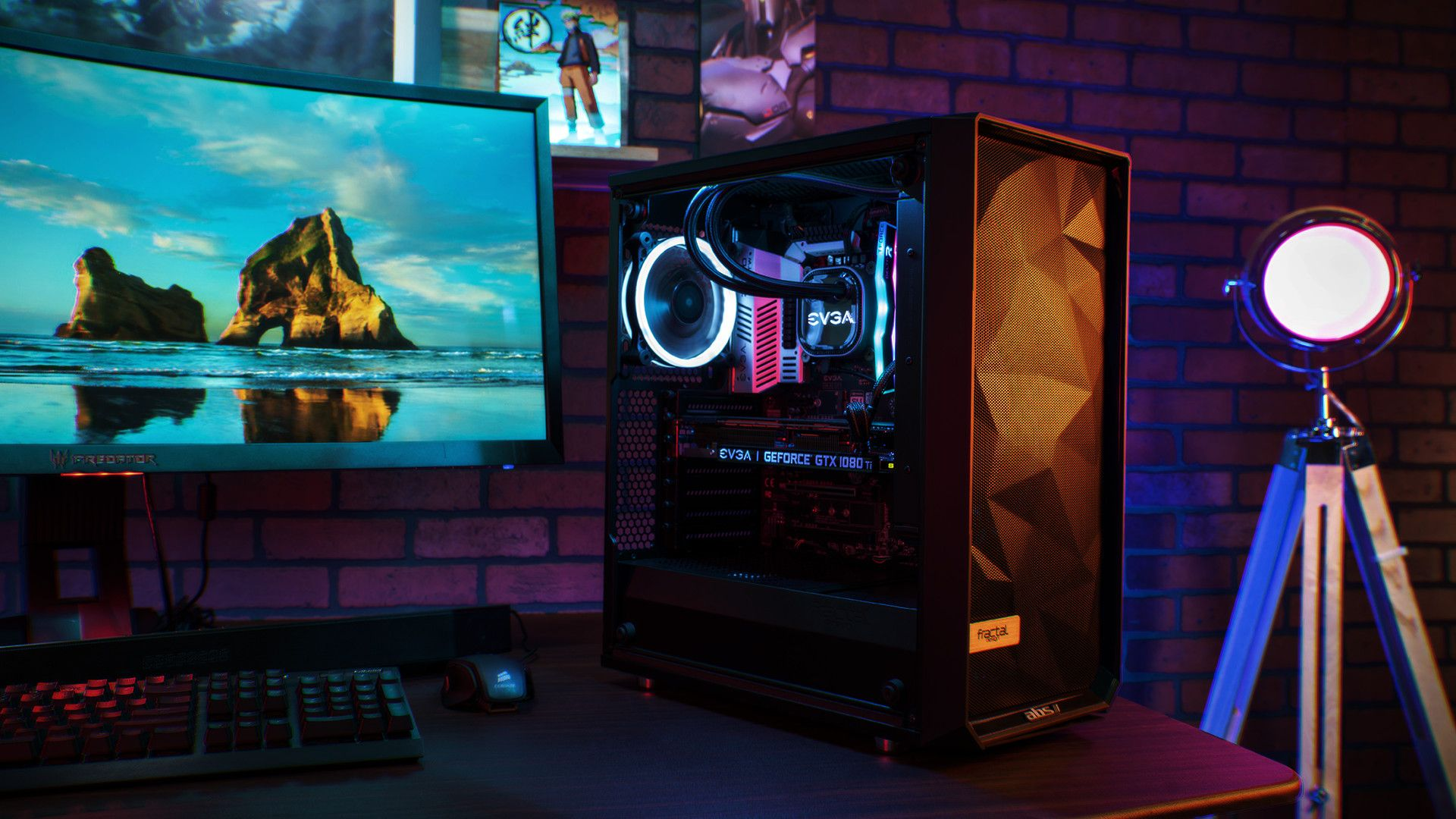 Best Gaming Pc Cases Under 500 Pcmr Thermaltake Gaming Pc
