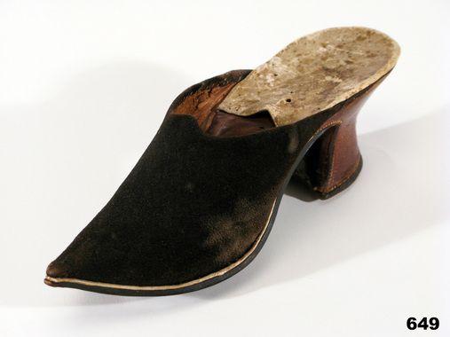 Digitalt Museum - Sko Early 17th C shoe!