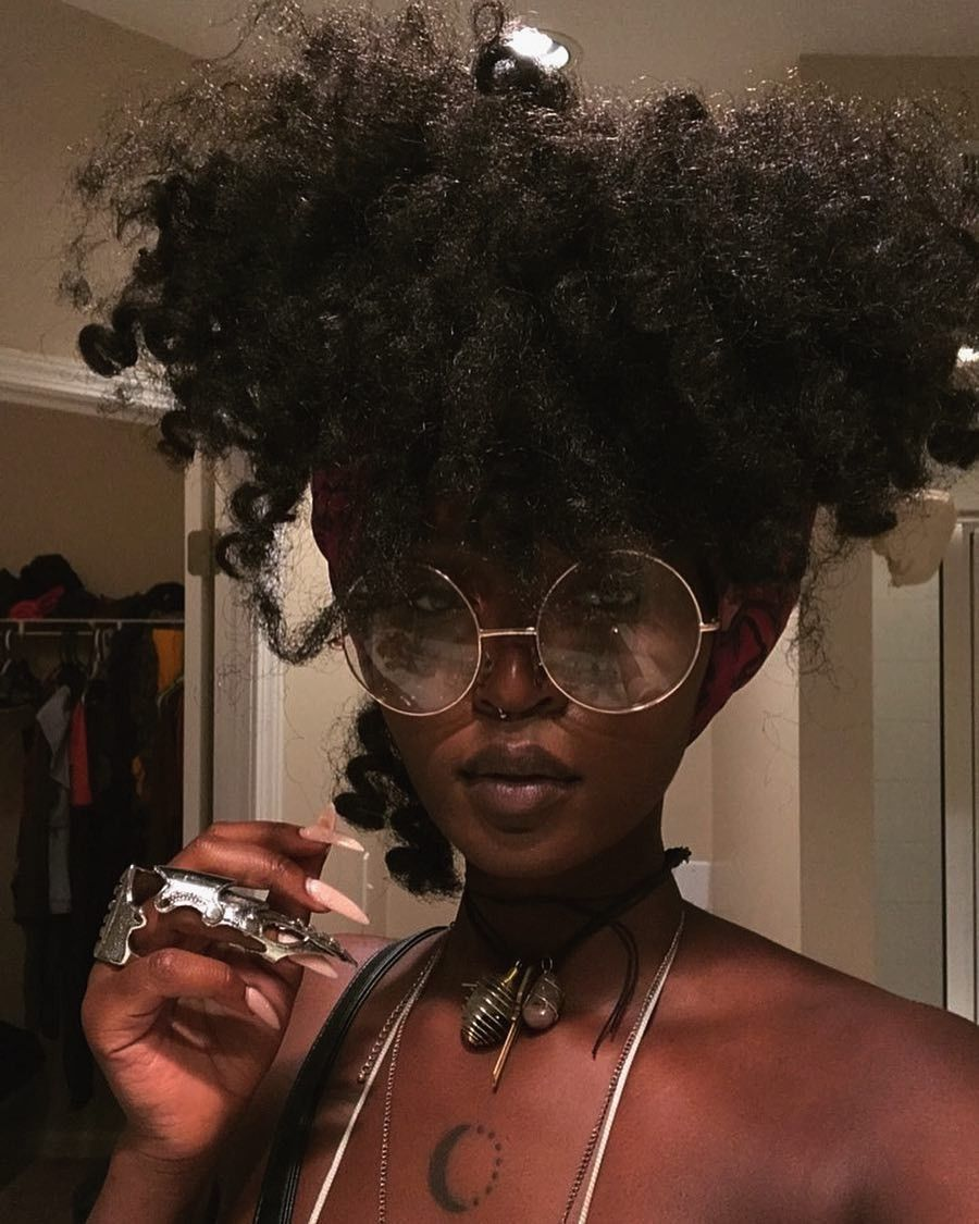 Pin by jae on human pinterest natural black girls and