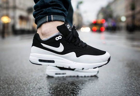 salomon aero x - Nike Air Max 1 Ultra Moire Black/White | shoes | Pinterest | Nike ...