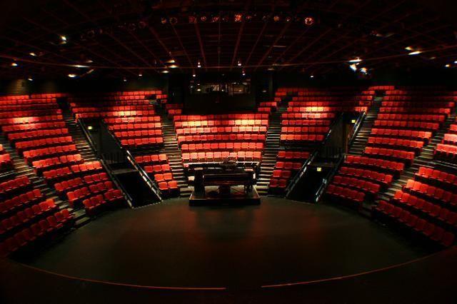Center Stage Theater Vinyl Amp The Loft Event Venue In