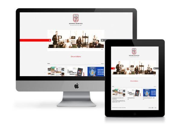 our new new website www.mariannhillpress.co.za