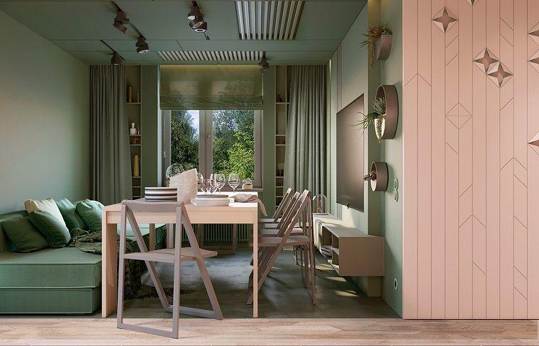 Arredare salotto e sala da pranzo insieme - Arredare salotto e sala da pranzo insieme ...