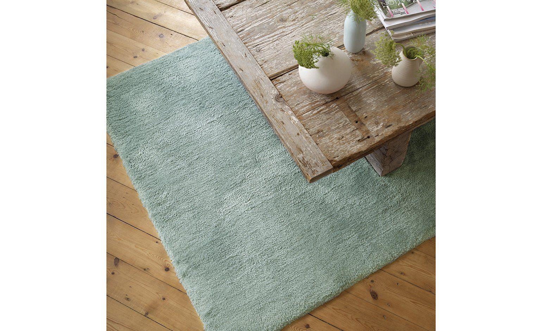 tapis smooth uni vert d 39 eau. Black Bedroom Furniture Sets. Home Design Ideas