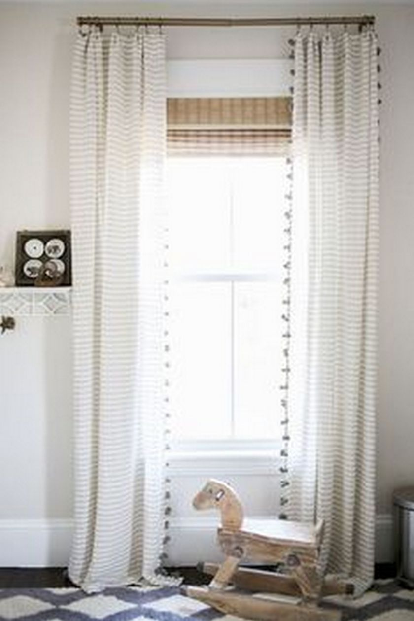 98 Best Modern Farmhouse Living Room Curtains Decor Ideas 92 In