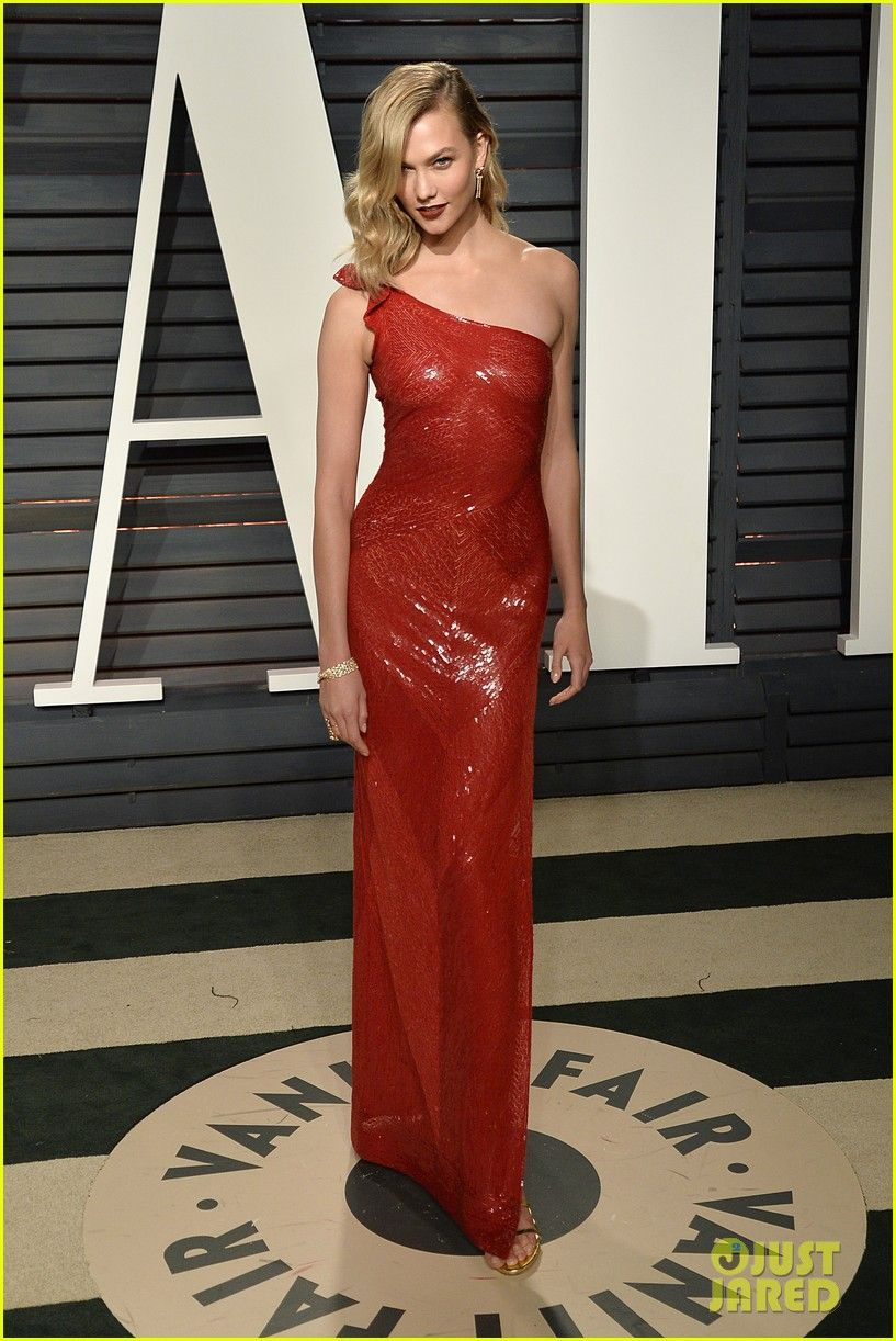pics Karlie kloss oscars 2019 red carpet in hollywood