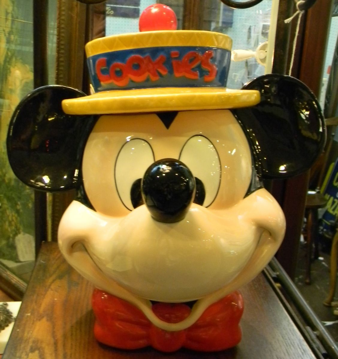 Just Jars Mickey Mouse Cookie Jar Just Cookie Jars In 2018