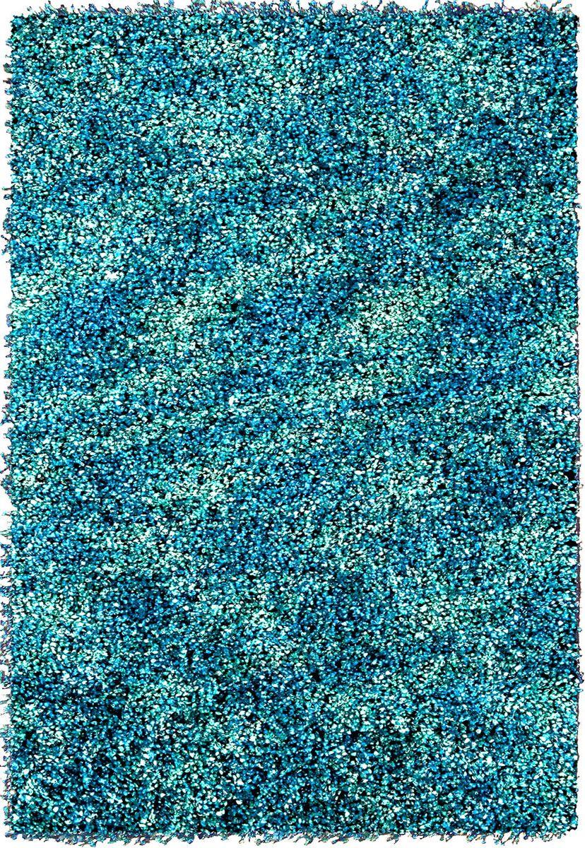 modernrugs.com turquoise shag modern rug