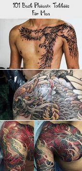 Photo of 101 meilleurs tatouages Phoenix pour hommes – Idées de tatouage – # Pour # Idées # Hommes …