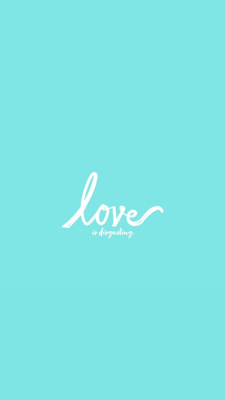 Cute Blue Funny Love Snapchat Background Wallpaper Funny Love