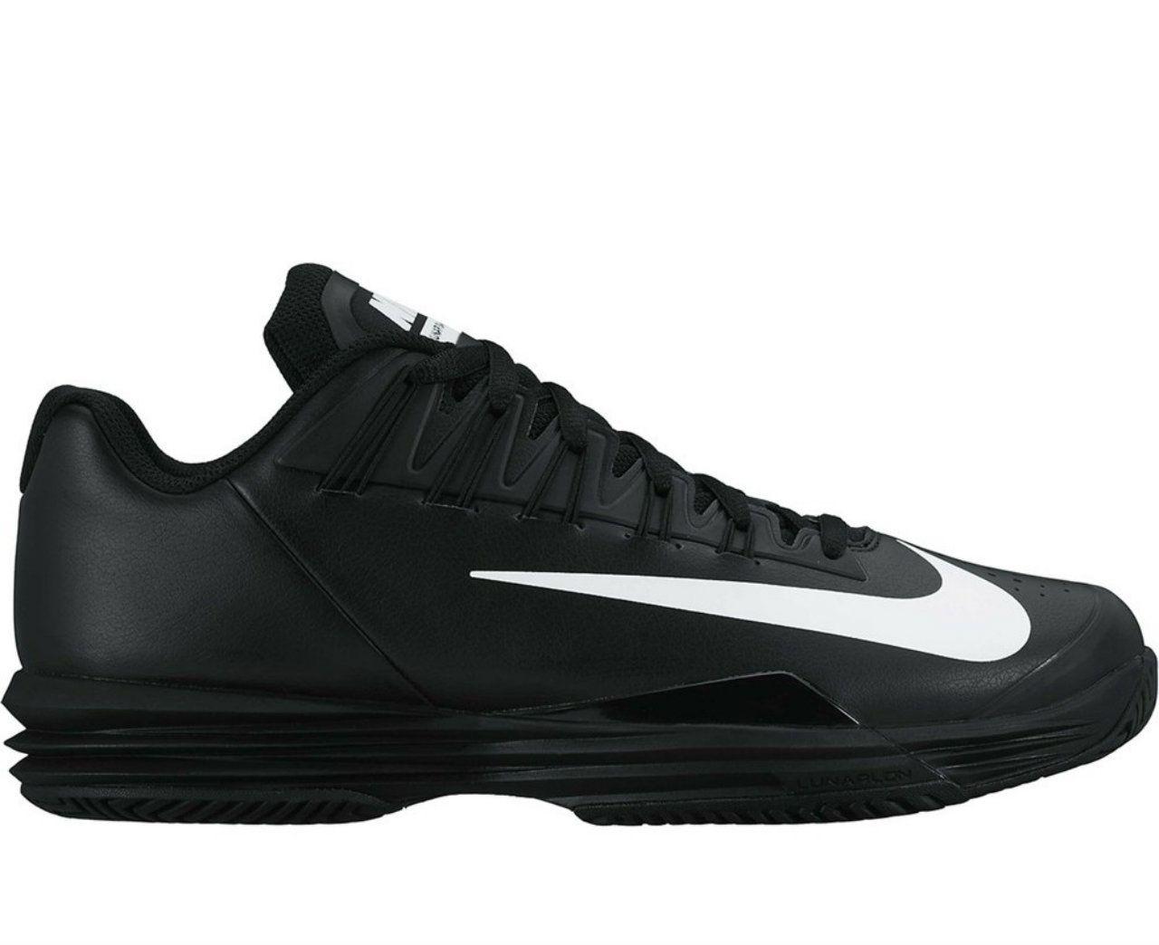 Sleek Men's Nike Black Training Shoes
