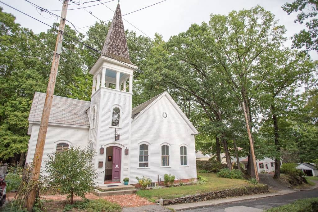 Charming studio in renovated 19th century church. - Guest ...