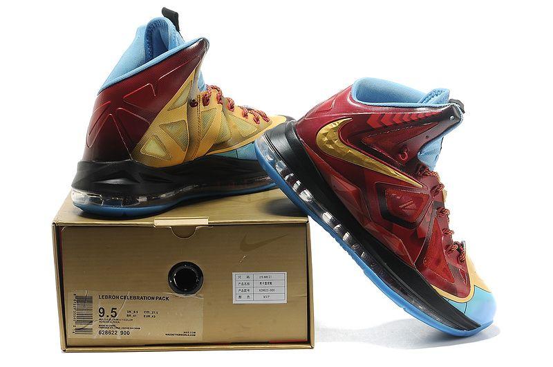 Nike Lebron 10 Iron Man