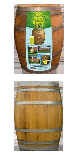 Wine Barrel Rain Barrel Rain Barrels Diy Rain Barrel Wood Palette Ideas