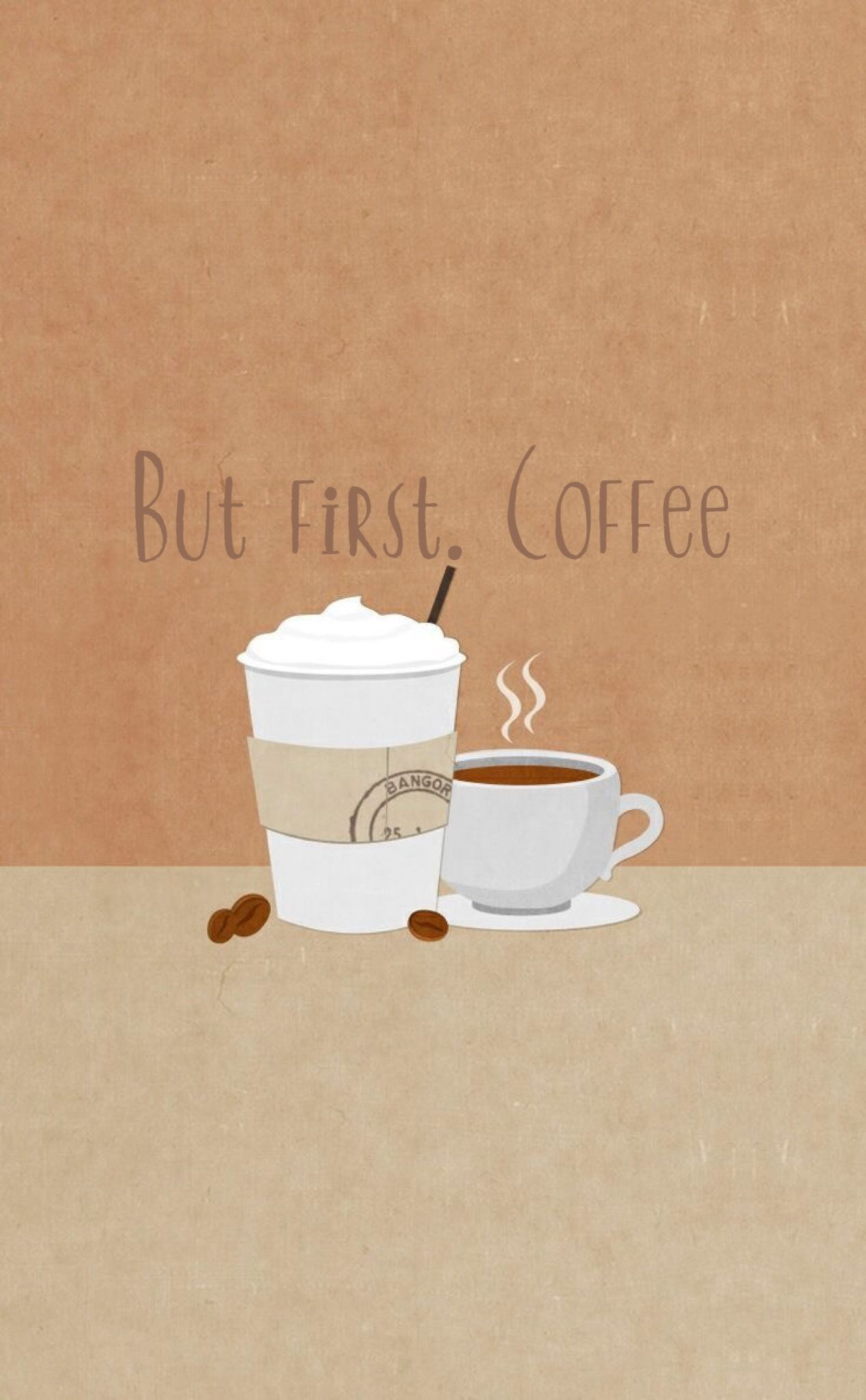 Pin By Alyssa Tabor On Wallpapers Coffee Wallpaper Iphone Iphone Wallpaper Vintage Pretty Wallpaper Iphone