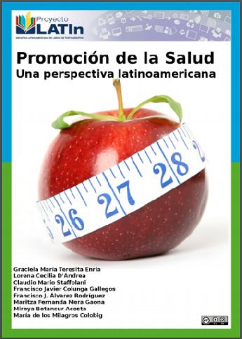 Promoción de la Salud. Una perspectiva latinoamericana. Ebook gratuito.
