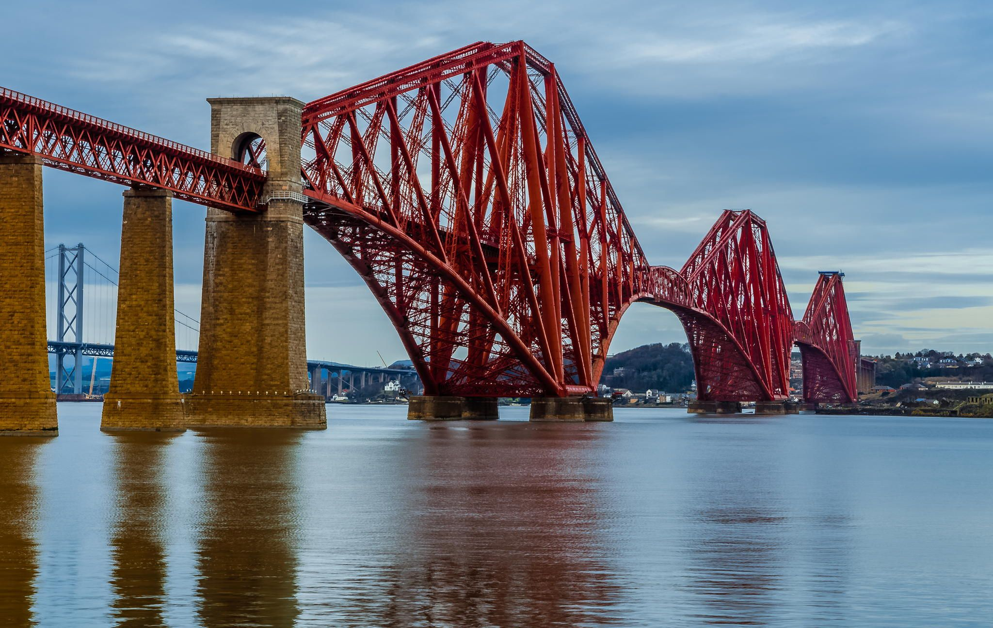 Photograph The Forth bridge during the day by Graeme Ross on 500px