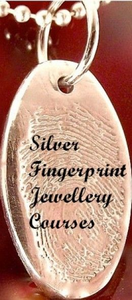 Silver metal clay baby fingerprint courses in england fingerprint silver fingerprint jewellery courses in england make them for yourself or as a new business pmc pmccourses handmade solutioingenieria Gallery