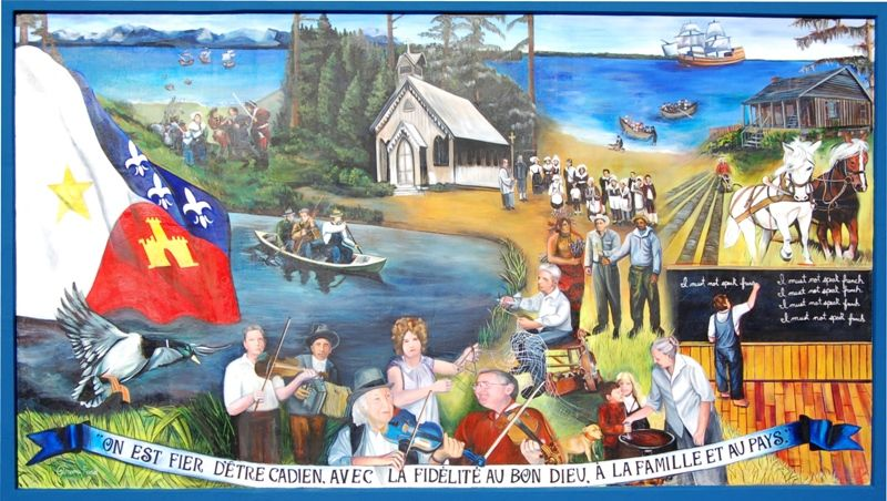 the cajuns essays on their history and culture The acadian museum 203 south broadway cajuns: essays on their history and culture (this is one of the earliest serious books about cajun history and culture.
