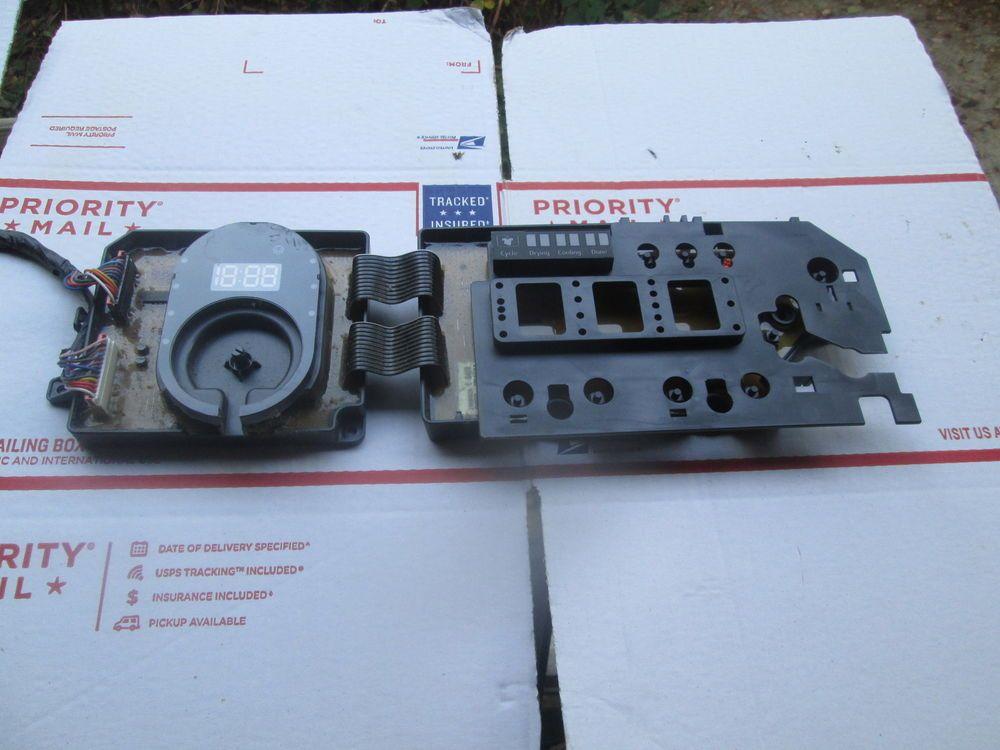 Samsung Dryer Control Board Part # DC92-00162A