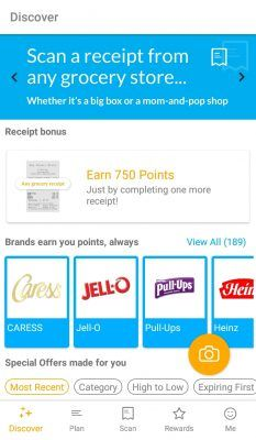 Fetch Rewards Review 2020 Rewards, Discover, Earn money