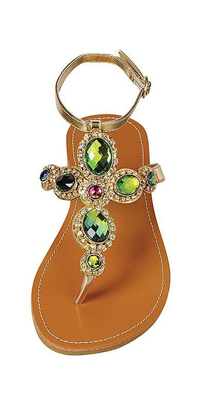 Jeweled Sequoia Sandals ♥