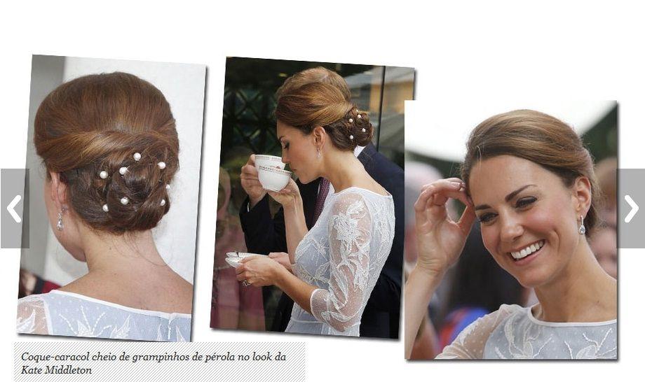 Kate Middletons Hair Hair Makeup Beauty Pinterest Wedding