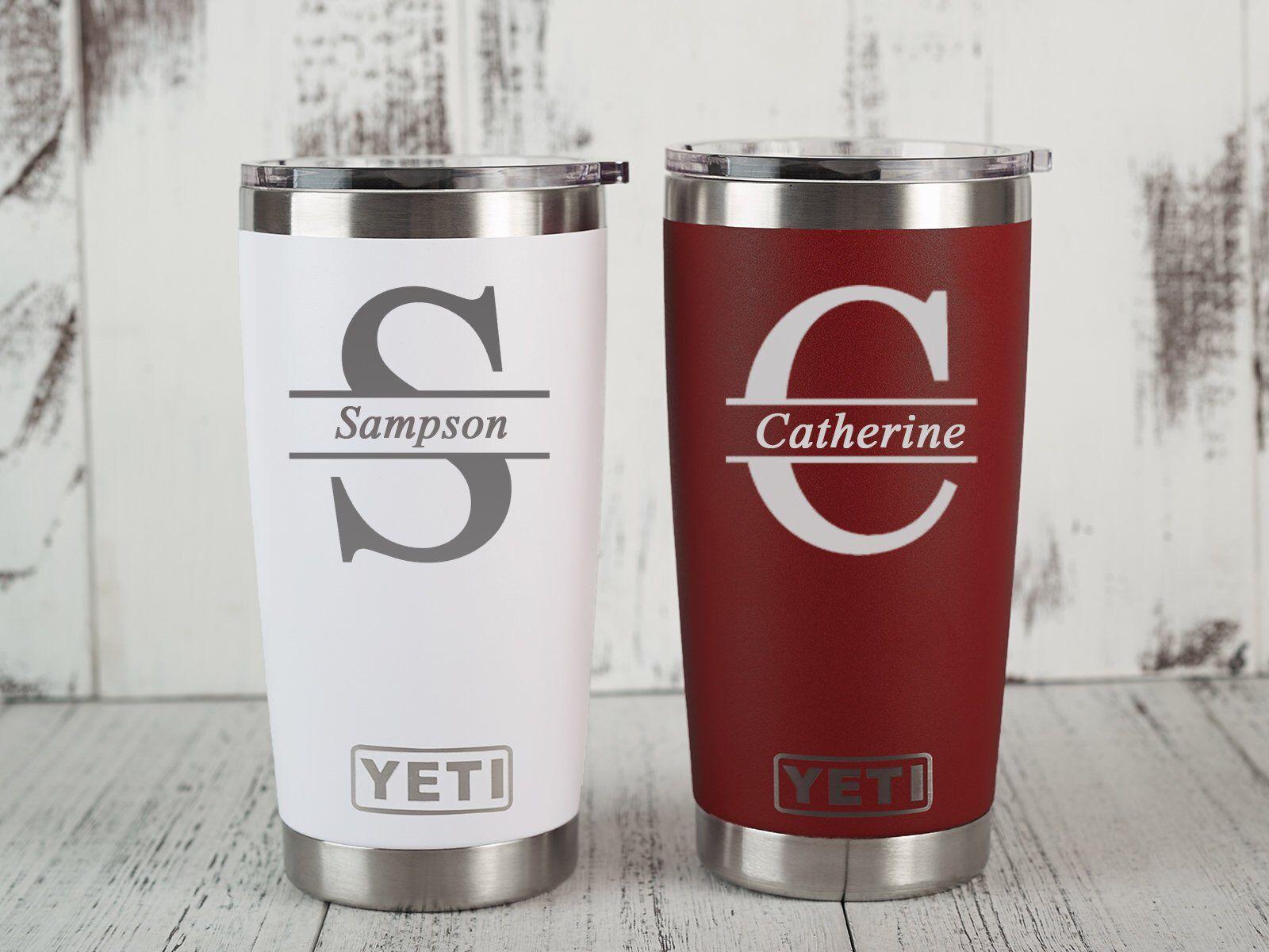 776082d3d36 Yeti Cup Personalized Yeti Tumbler Custom Yeti Rambler Insulated Yeti Cup  Monogrammed Yeti Rambler 20 oz Yeti Cup Custom Yeti Tumbler 30 oz