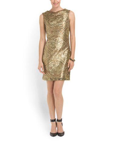 e697d67760d47 Such a Cool dress! Bronze Cocktail Dress | Bridesmaids | Dresses ...