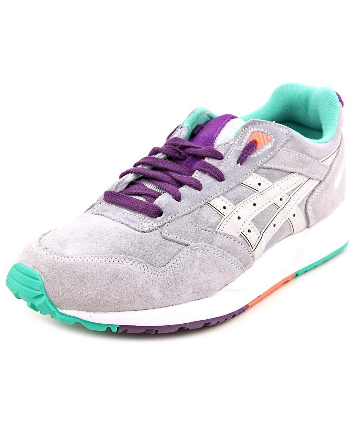 ASICS Asics Gel Saga Men Round Toe Suede Walking Shoe