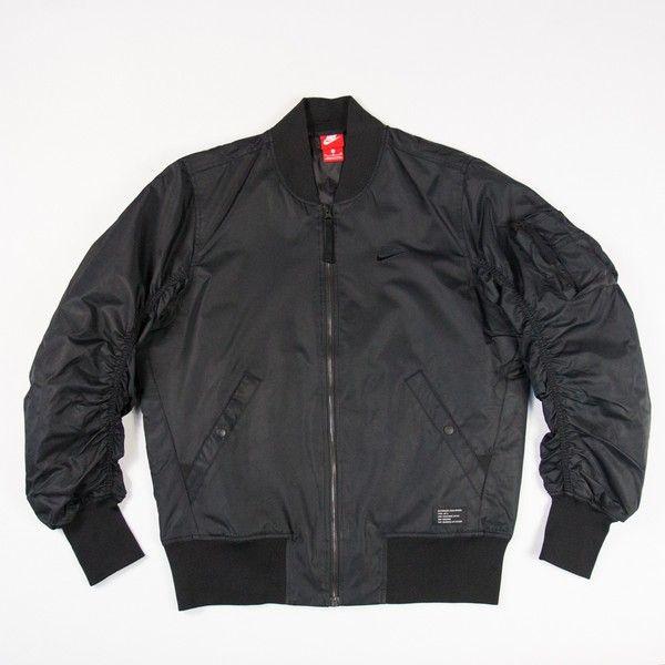 Nike air force, Bomber jacket