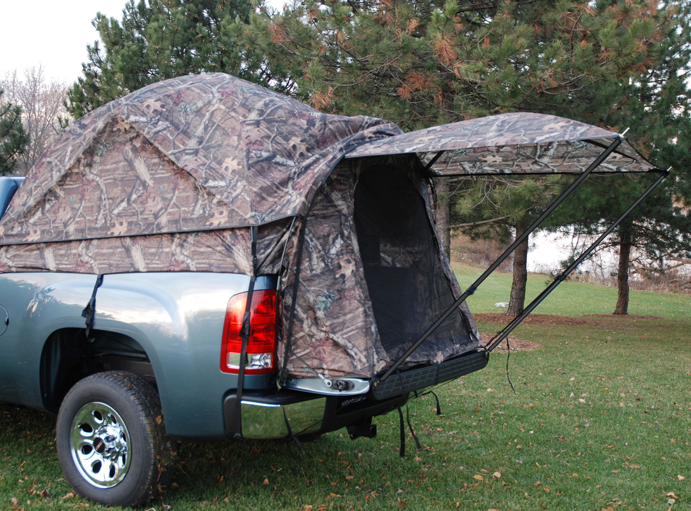 Truck bed c&ing & Truck tents Camping tents vehicle camping tents at U.S Outdoor ...