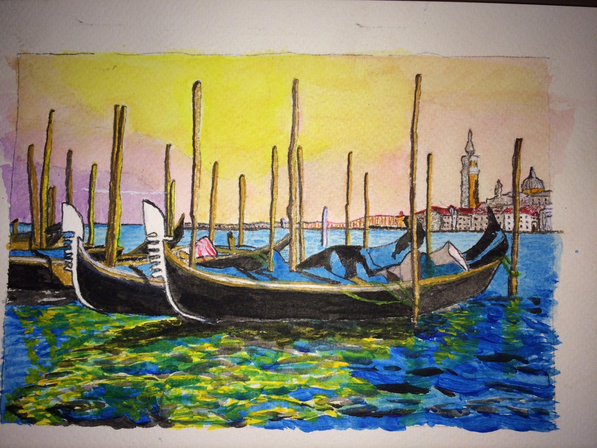 Veneza. Grand Canale