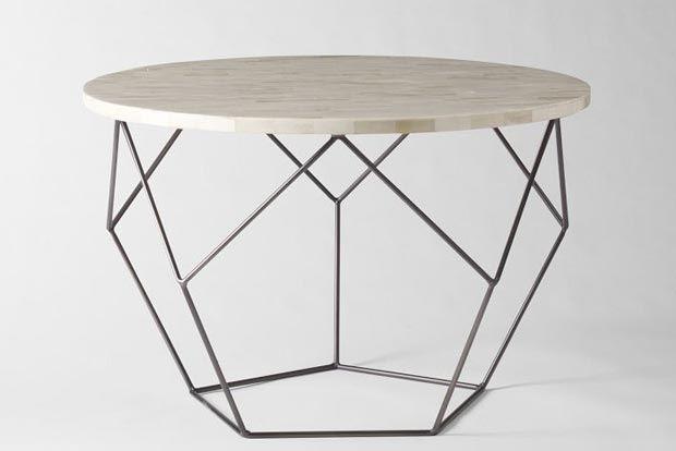 Geometric Contemporary Coffeetable Furnish