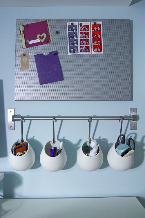 love this magnetic board and again with the little ikea. Black Bedroom Furniture Sets. Home Design Ideas