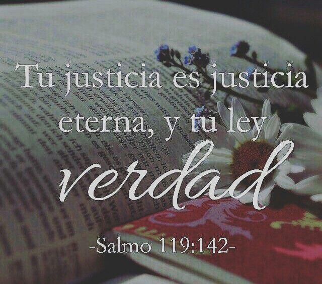 Salmo 119:142