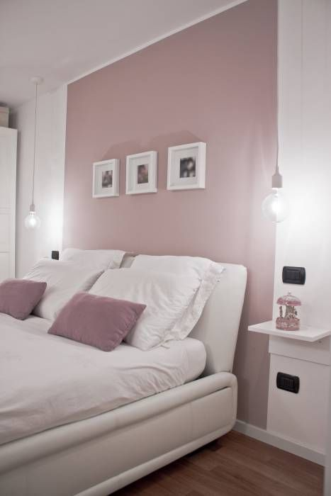 Idee Arredamento Casa & Interior Design | Pink Bedroom | Pinterest ...