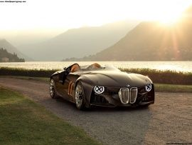 BMW 328 Hommage Concept 2011 (click to view)
