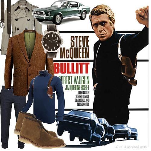 The Steve Mcqueen Gq Bullitt Kit Love It Self Assessment