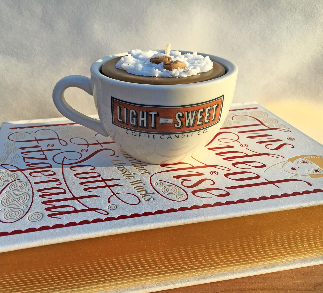 About Light Sweet Coffee Candle Co