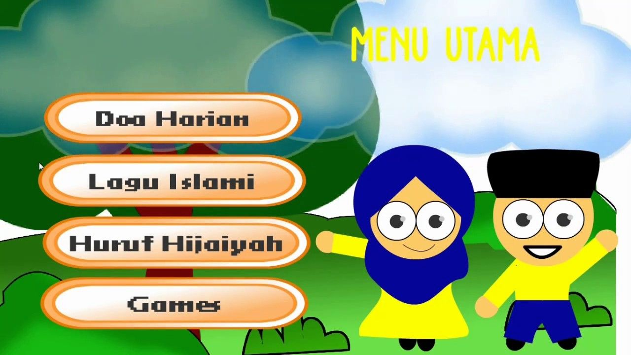 Aplikasi Edukasi Anak Islami E Dai Universitas Jambi Universitas Anak Aplikasi