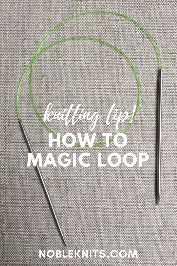 How To: Magic Loop | Knitting - How to | Pinterest | Agujas, Tejidos ...